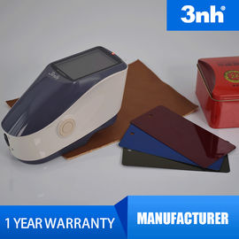 High End Handheld Spectrophotometer 400 - 700nm For Industry / Laboratory Study